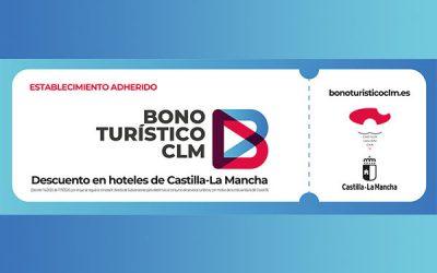 Bono turístico Castilla-La Mancha